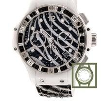Hublot Big Bang Zebra Diamond Dial