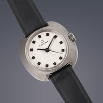 Certina 24mm Manual winding 1970 pre-owned Silver