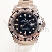 Rolex 116759 SANR Or blanc GMT-Master II 40mm