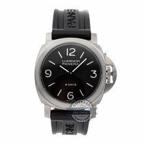 パネライ (Panerai) Luminor Base 8-Days Acciaio Titanio PAM 562