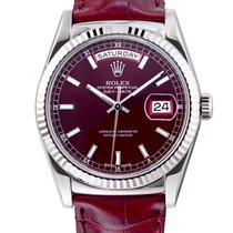 Rolex Oyster Perpetual Day-Date 36 mm Cherry 118139