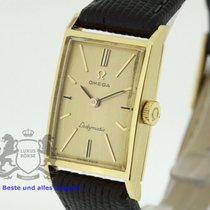 Omega Ladymatic solid 18K Gold Watch Ref. 551.015 Cal. 661...