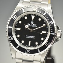 Rolex Submariner (No Date) Stainless Steel Automatic Watch 14060