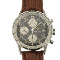Breitling Old Navitimer new 1995 Automatic Chronograph Watch with original box and original papers 81610