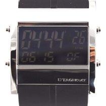 TAG Heuer Microtimer Cs111c.ft6003 Digital Rubber Swiss Watch