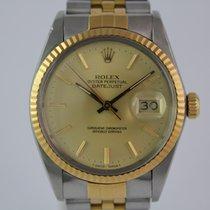 Rolex Datejust 16013 #A3337 Box, Papiere