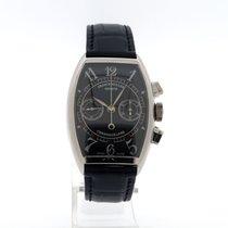 Franck Muller Chronographe acier ref 5850CC