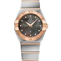 Omega Constellation Quartz 123.20.24.60.57.005 2020 nouveau