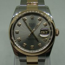 "Rolex Datejust 116203 ""Diamond Dial"""