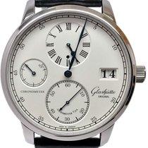 Glashütte Original Senator Chronometer Regulator White Gold...