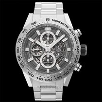TAG Heuer Titanium 45.00mm Automatic CAR2A8A.BF0707 new