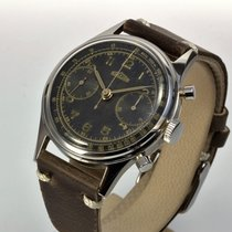 Angelus Vintage Chronograph Air Force Military 38 mm