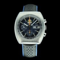 Lemania Steel 40mm Automatic pre-owned