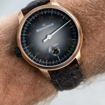 Meistersinger 43mm Automatic new N° 03 Black