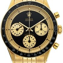 "Rolex Daytona, Ref. 6241 14k Yellow Gold ""Paul Newman"" JPS"