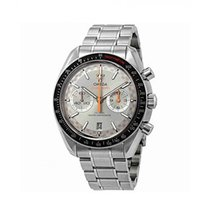 Omega Speedmaster Master Chronometer Chronograph Grey Steel