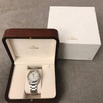 Omega Seamaster Aqua Terra Steel 38.5mm Mother of pearl United States of America, New Jersey, Jersey City