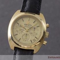 Zenith El Primero Chronograph 36mm Złoty