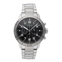 Breguet Type XX - XXI - XXII new Automatic Chronograph Watch with original box and original papers 3810ST/92/SZ9