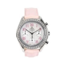 Omega Speedmaster Ladies Chronograph Steel 38mm Mother of pearl United Kingdom, Sutton