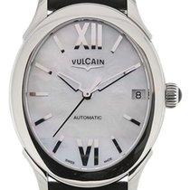 Vulcain Reloj de dama Automático nuevo Reloj con estuche y documentos originales 2020