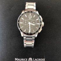 ca6aa4203624 Maurice Lacroix Miros Quartz Steel MI1098 en venta por 600 € por ...