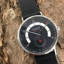 NOMOS Steel 41mm Automatic 1302 new