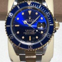 Rolex Submariner Date Oro/Acciaio 40mm Blu Senza numeri Italia, Mirano