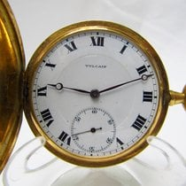 Vulcain Reloj usados 1890 Oro amarillo 48mm Romanos Solo el reloj