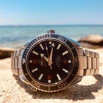 Omega 232.30.42.21.01.003 Acciaio 2012 Seamaster Planet Ocean 42mm usato