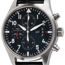 IWC Pilot Chronograph IW377701 2014 подержанные