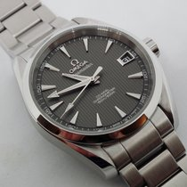 Omega Seamaster Aqua Terra Steel 39mm Grey