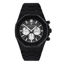 Audemars Piguet Royal Oak Chronograph Steel 41mm Grey
