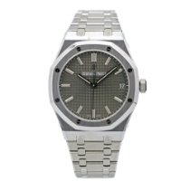 Audemars Piguet 15400ST.OO.1220ST.04 Steel 2019 Royal Oak Selfwinding 41mm new United States of America, New York, New York