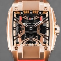 Rebellion Rose gold 43.5mm Manual winding new