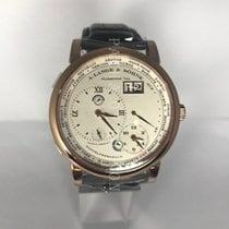 A. Lange & Söhne Rose gold 41.9mm Manual winding 116032 pre-owned
