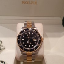Rolex Submariner Date 16613LN 1989 occasion