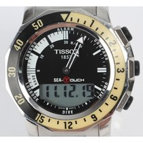 Tissot Sea-Touch Stahl