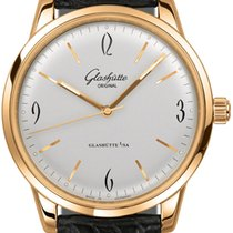 Glashütte Original Rose gold 39mm Automatic 39-52-01-01-04 new United States of America, New York, Airmont