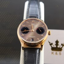 IWC  IW500124 Portugieser 7 Days Rose Gold Limited (500Pcs)