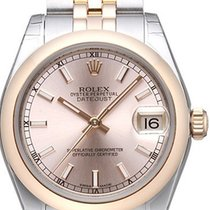 Rolex Lady-Datejust Goud/Staal 31mm