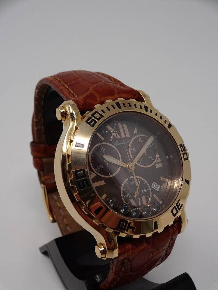 Chopard Happy Sport 283581-5001 2010 usados