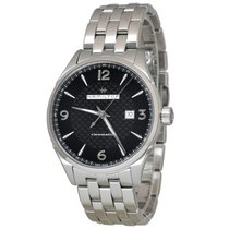 Hamilton Jazzmaster Viewmatic H32755131 Hamilton AUTO VIEWMATIC Nero Acciaio 44mm new