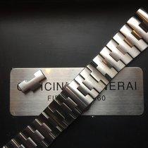 Panerai Bracelet 24mm Brushed new version