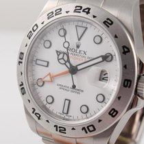 Rolex Explorer II Orange Hand Ref. 216570