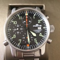 pre owned fortis watches buy a pre owned fortis watch on chrono24