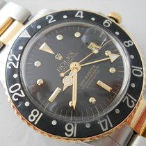 "Rolex GMT MASTER REF.1675 ""NIPPLE DIAL"""
