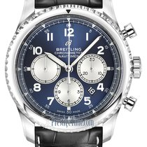 Breitling Navitimer 8 Steel 43mm Blue United States of America, New York, Airmont