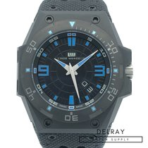 Linde Werdelin Hard Black III Big Date LIMITED EDITION