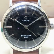 Omega Seamaster (Submodel) pre-owned 34mm Steel